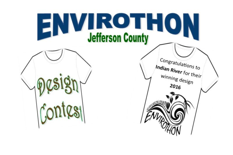 Envirothon T-shirt Design Contest