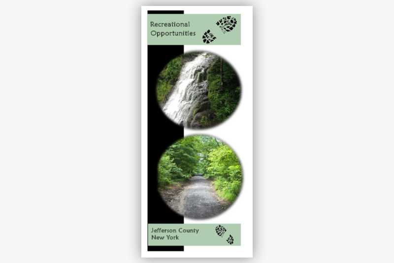 Jefferson County Trails Brochure