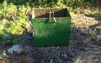 FOR SALE: Frontier 3 pt Ballast Box